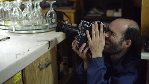 Andreas Küng – Bolex H16, 16mm, film noir